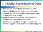 7 1 digital transmission of data5