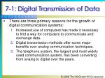 7 1 digital transmission of data6