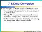 7 3 data conversion24