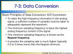 7 3 data conversion25