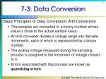 7 3 data conversion28