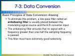 7 3 data conversion33