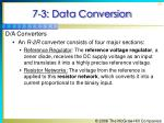 7 3 data conversion35