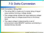 7 3 data conversion38