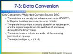 7 3 data conversion41