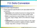 7 3 data conversion43