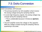 7 3 data conversion47