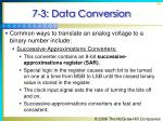 7 3 data conversion48