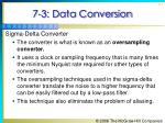 7 3 data conversion57