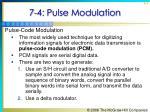 7 4 pulse modulation64