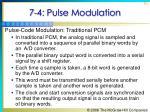 7 4 pulse modulation65