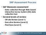 snp assessment process39