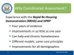 why coordinated assessment7