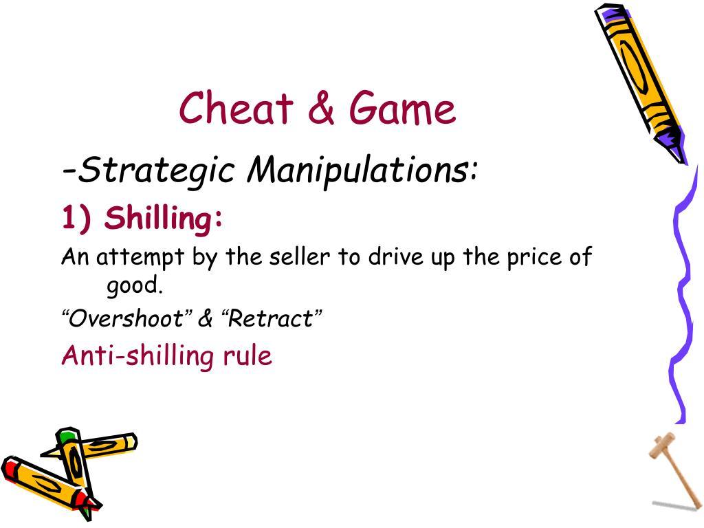 Cheat & Game