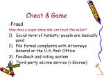 cheat game40