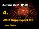xoncup 2011 r12015