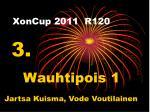 xoncup 2011 r12016