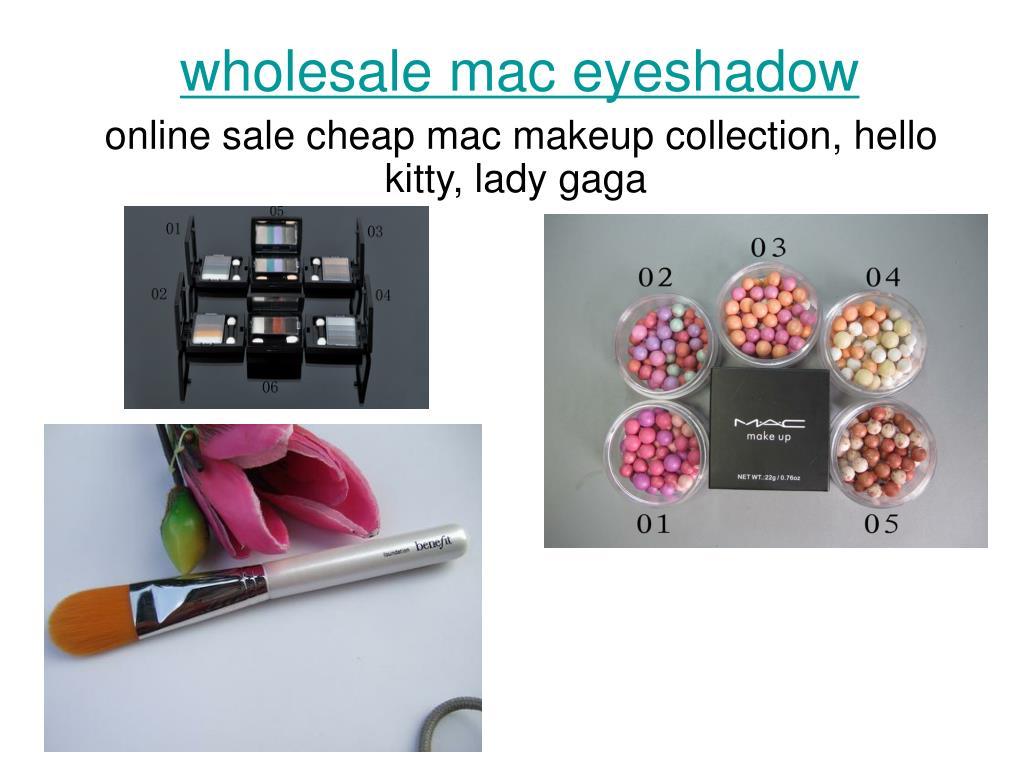 wholesale mac eyeshadow l.