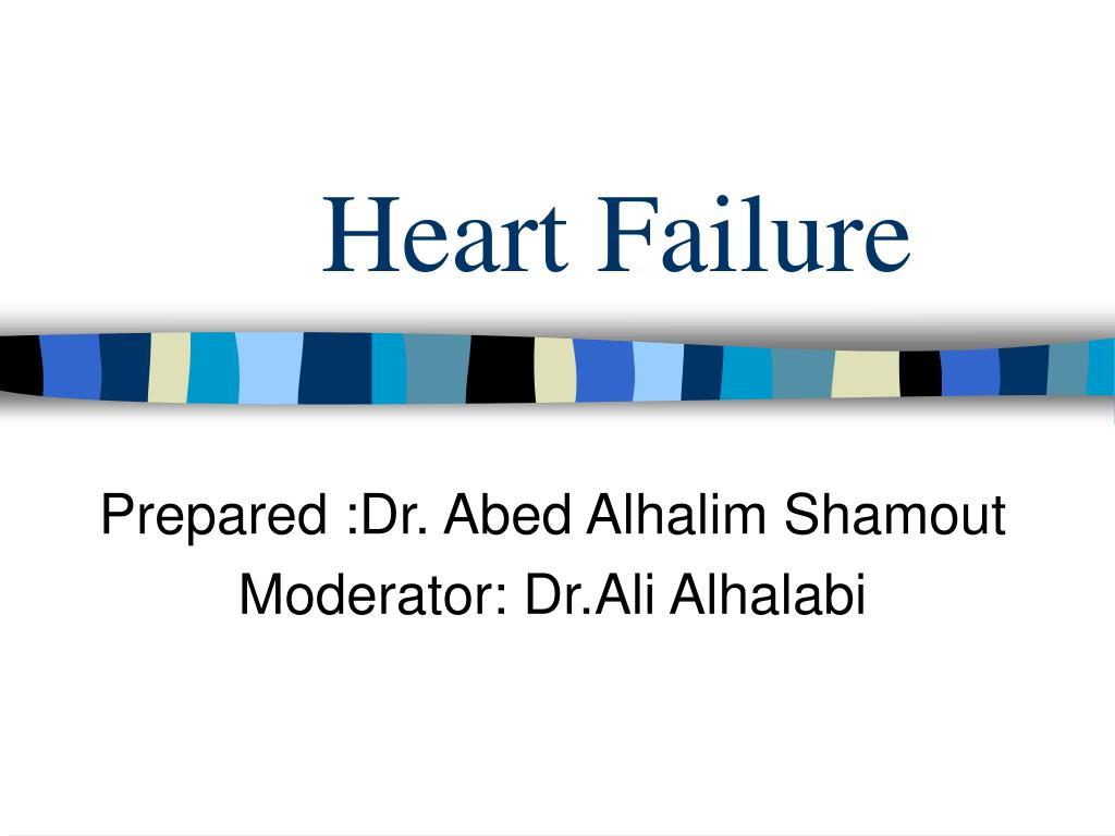 heart failure l.