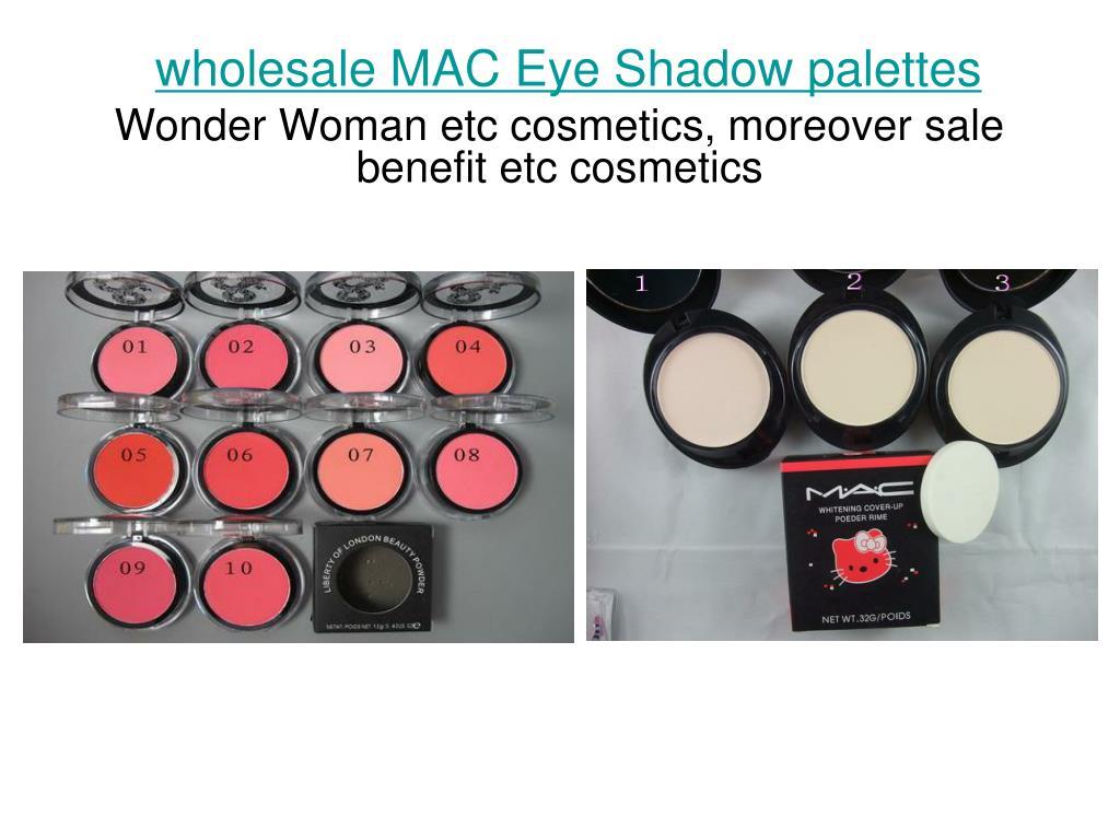 wholesale mac eye shadow palettes l.
