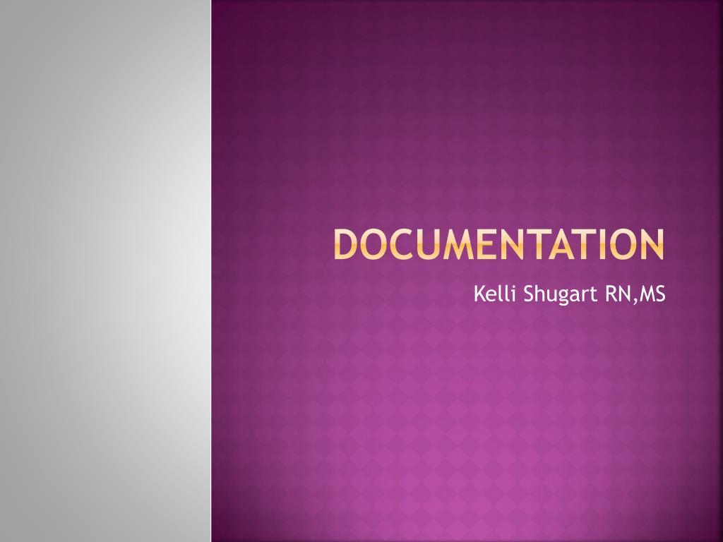 documentation l.