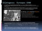 s jategevus euroopas 1940