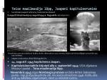 teise maailmas ja l pp jaapani kapituleerumine