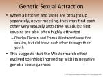 genetic sexual attraction