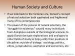 human society and culture58