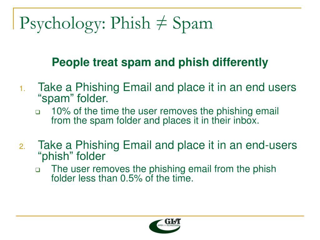 Psychology: Phish