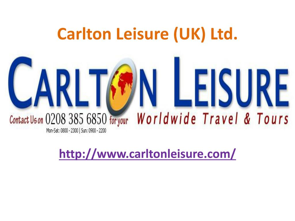 carlton leisure uk ltd l.