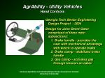 agrability utility vehicles hand controls17