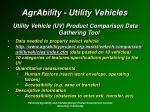 agrability utility vehicles28