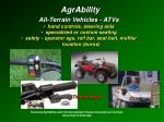 agrability5