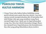 psikologi timur kultus harmoni3