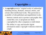 copyrights 1