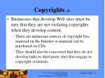 copyrights 2