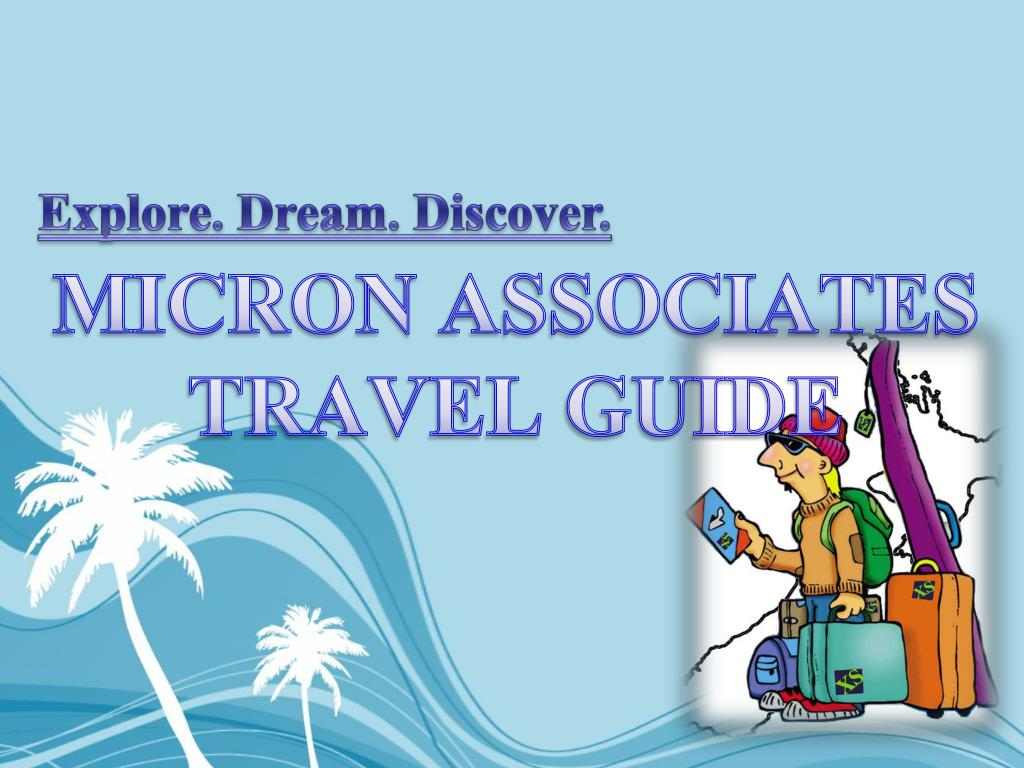 micron associates travel guide l.