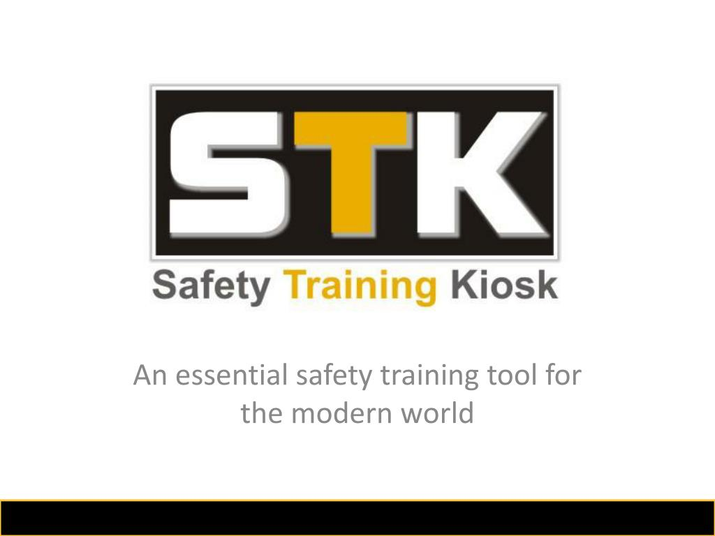 an essential safety training tool for the modern world l.