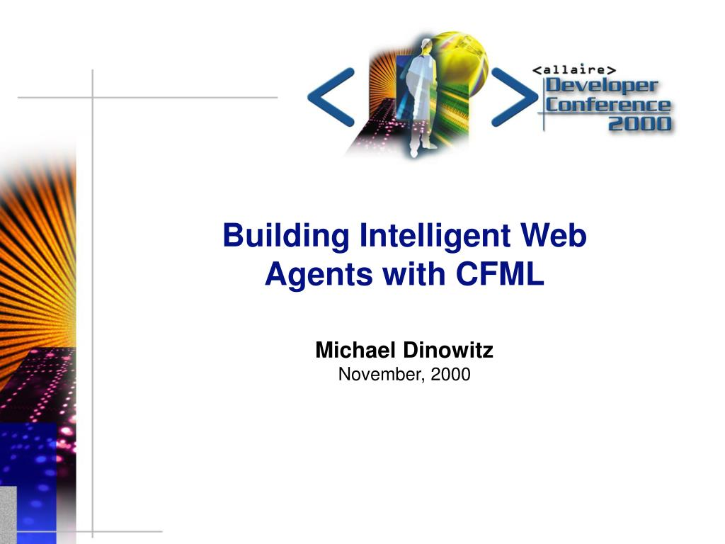 Building Intelligent Web Agents with CFML