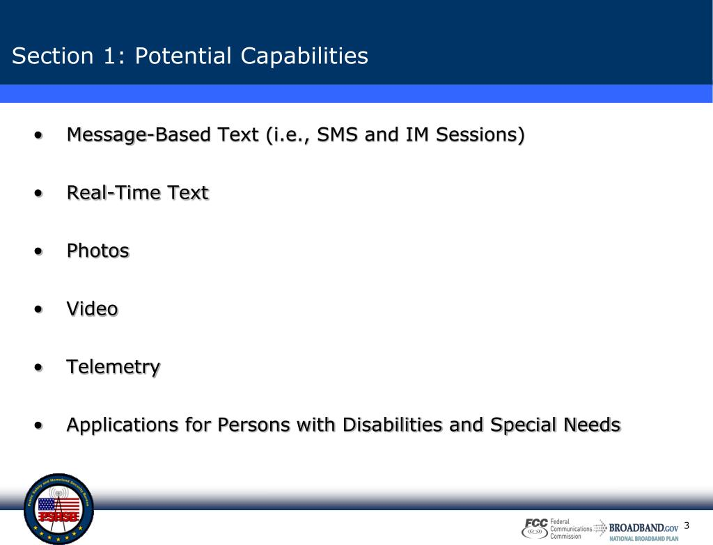 Message-Based Text (i.e., SMS and IM Sessions)