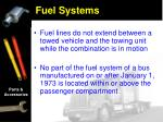 fuel systems11