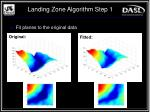 landing zone algorithm step 1
