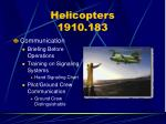 helicopters 1910 18383