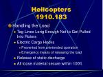 helicopters 1910 18384