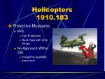 helicopters 1910 18385