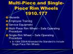 multi piece and single piece rim wheels 1910 177