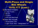 multi piece and single rim wheels 1910 177 cont