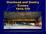 overhead and gantry cranes 1910 17958