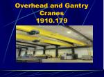 overhead and gantry cranes 1910 17960